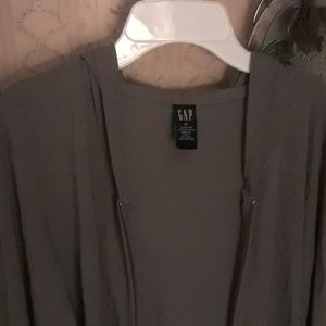 Gap blouse jacket